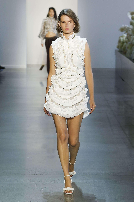 Zimmermann Fırfır Detaylı Elbise