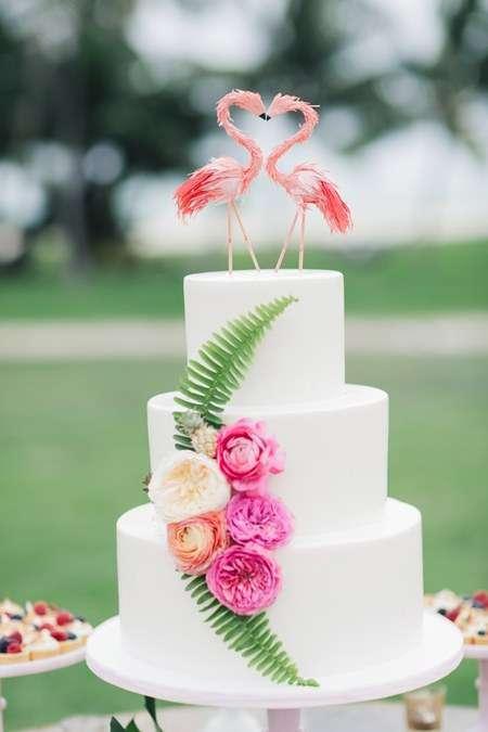 Flamingolu Tropik Pasta