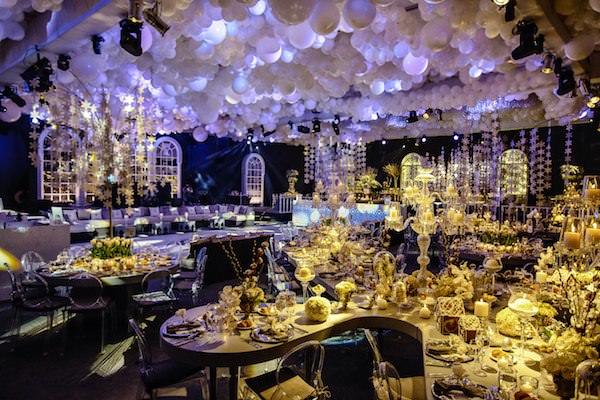 Aisha Weddings - Lüks Düğün Dekorasyonu