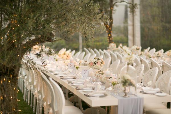 Brides Project - Romantik Bahçe Düzenlemesi
