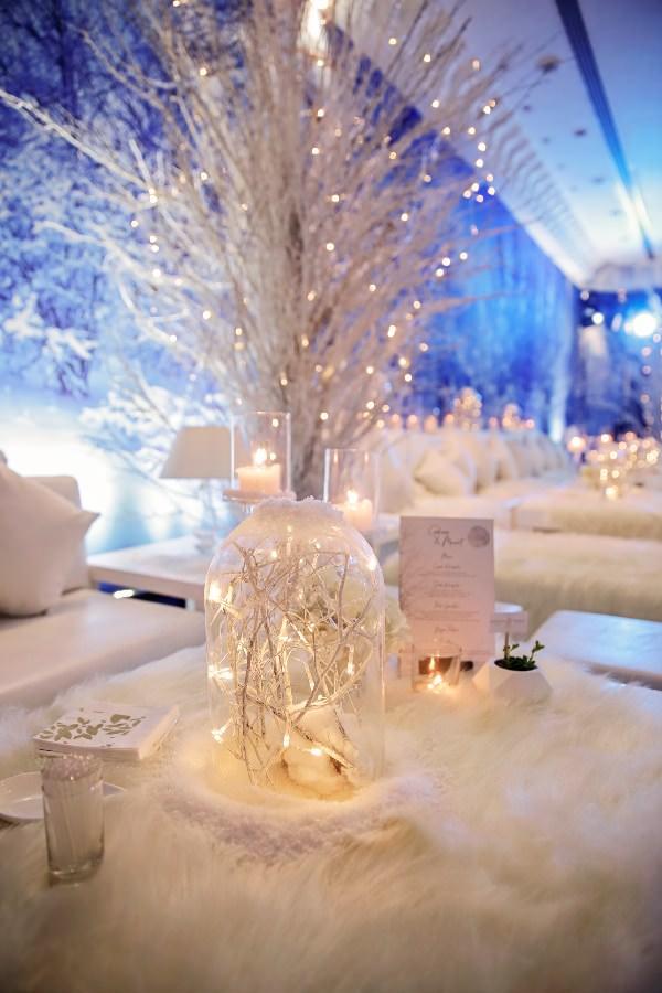 Brides Project - Kış Temalı Dekorasyon