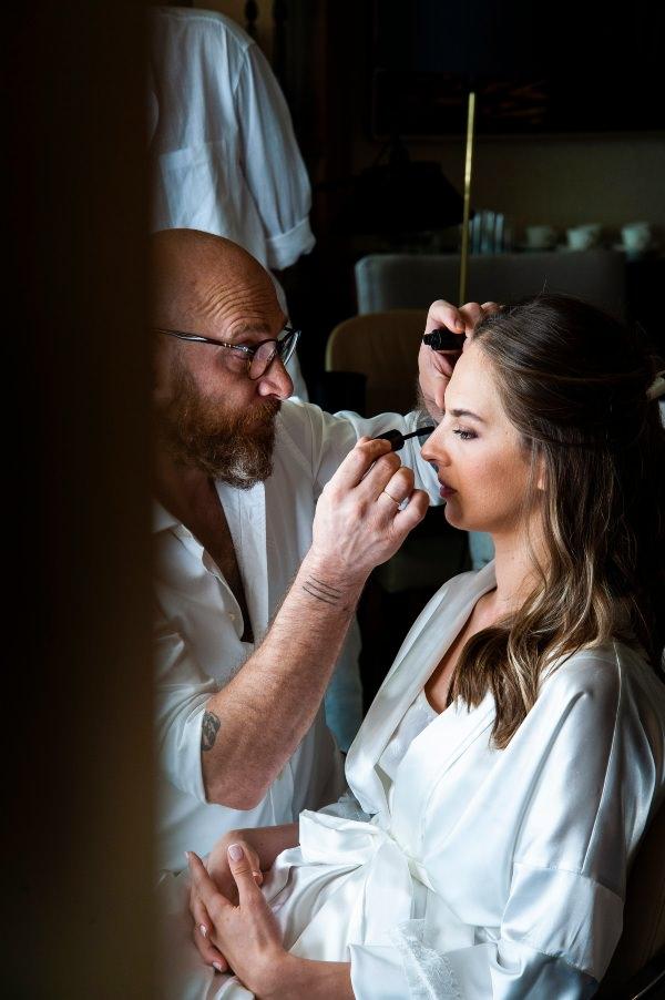 Bymed Production - Düğün Hazırlık Aşaması Fotoğrafı