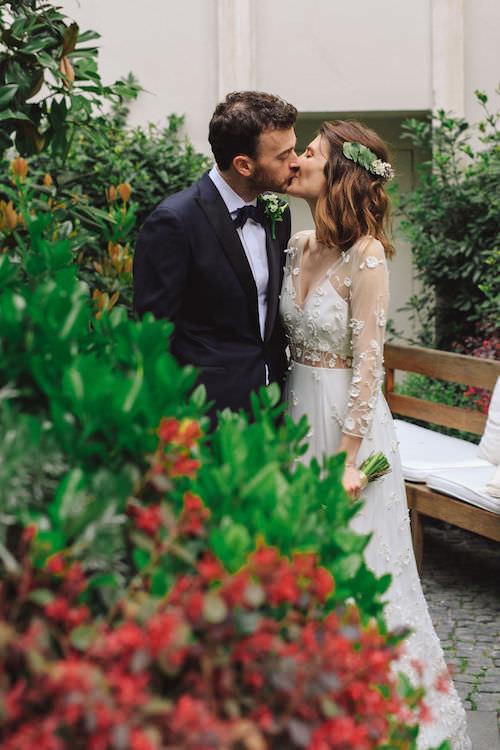 İki Hayat Bir Kare Romantik Çift Fotoğrafı