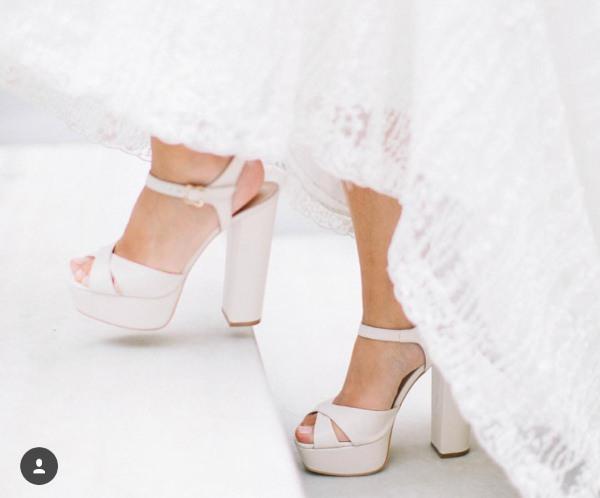 Studio Rain - Platform Topuklu Ayakkabı