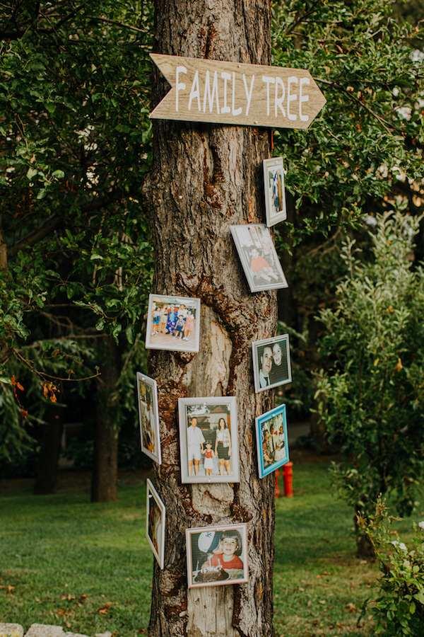 Armoni Davet - Aile Ağacı Köşesi
