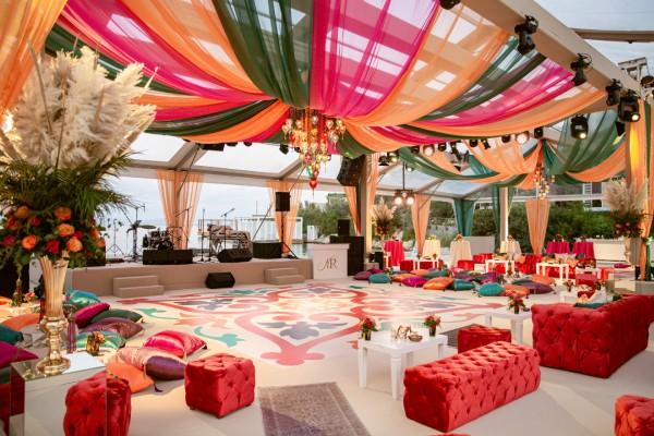 Nilyum Wedding & Event Design - Rengarenk Kına Dekorasyonu