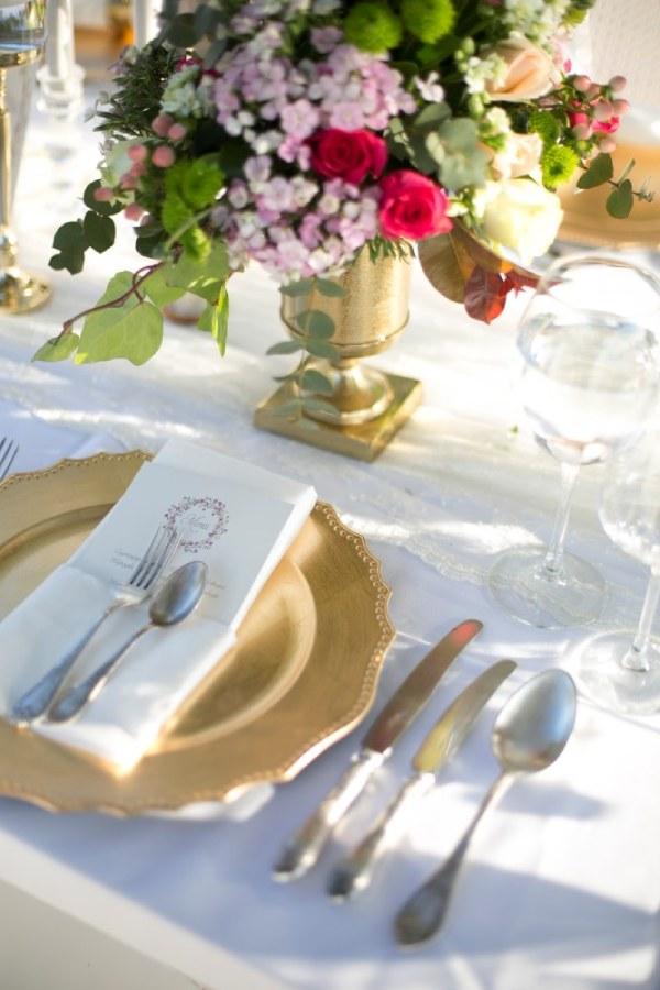 Nilyum Wedding & Event Design - Vintage Masa Düzenlemesi