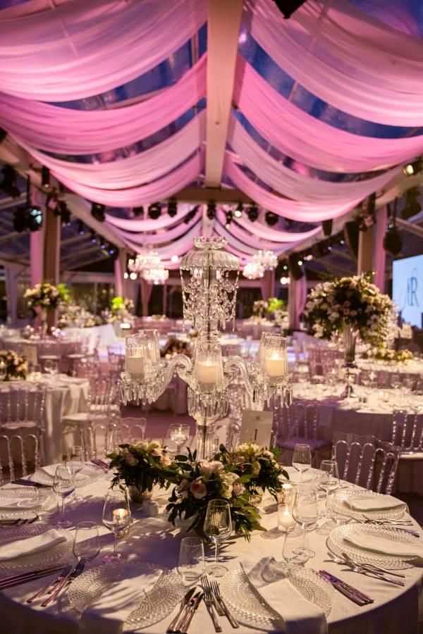 Nilyum Wedding & Event Design - Klasik Tarzda Dekorasyon