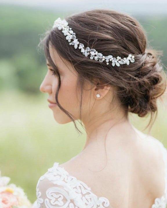 Vedat Kozgül Wedding - Ensede Salaş Gelin Topuzu